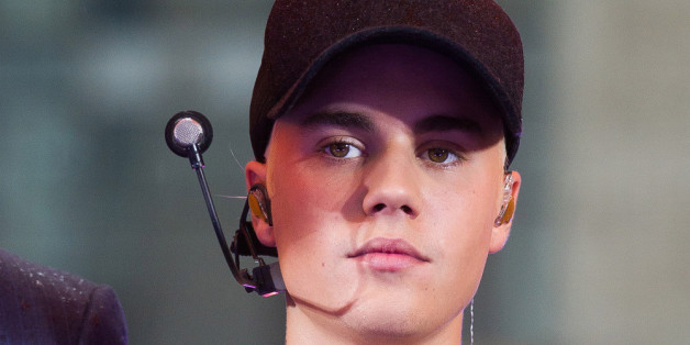 Säner und Teenie-Schwarm Justin Bieber