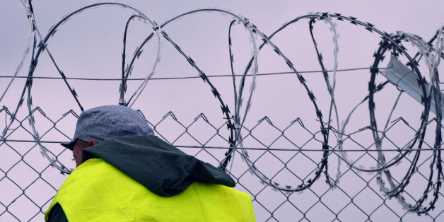 Ce grillage installé par la Hongrie à sa frontière témoigne de la difficulté des Etats-membres à faire appliquer les accords de Schengen
