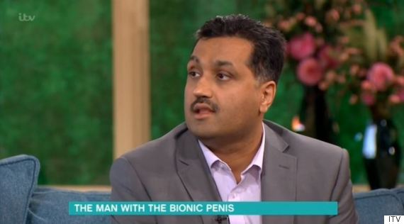 this morning bionic penis