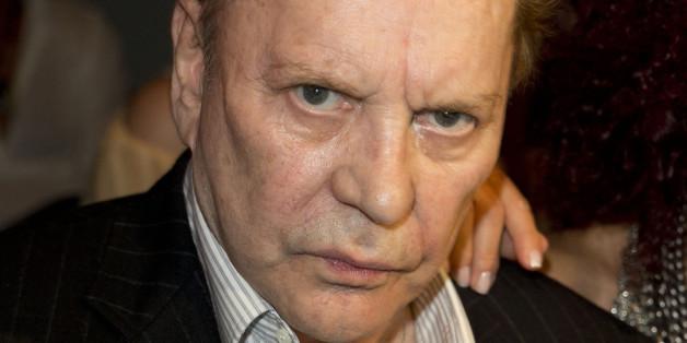 Helmut Berger fällt immer tiefer
