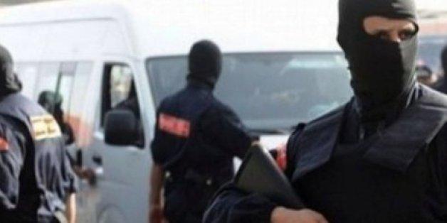 Le BCIJ a mis la main sur des pistolets semi-automatiques et des uniformes militaires