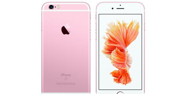 """So sieht es aus, das neue iPhone 6s von Apple samt des neuen Features """"Hey Siri"""""""