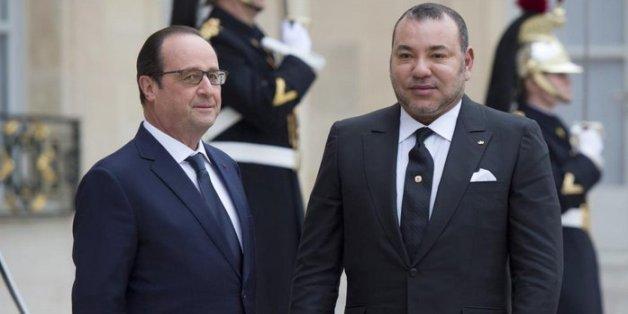 François Hollande en visite à Tanger le 19 et 20 septembre