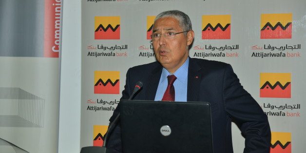 Mohamed El Kettani, président-directeur général d'Attijariwafa Bank