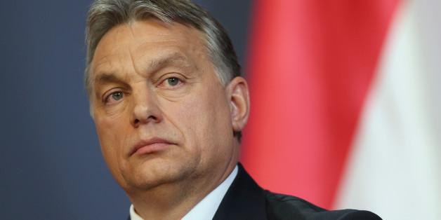 Viktor Orban macht die Grenzen dicht