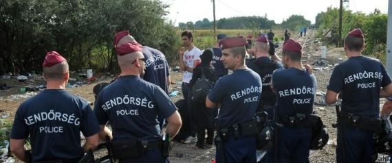 hongrie réfugiés