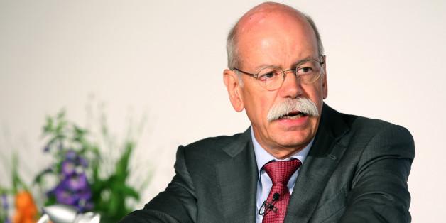 Daimler Chef Zetsche sagt, dass die Flüchtlinge ein neues Wirtschaftswunder auslösen könnten