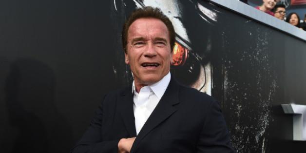 Arnold Schwarzenegger wird der neue Donald Trump