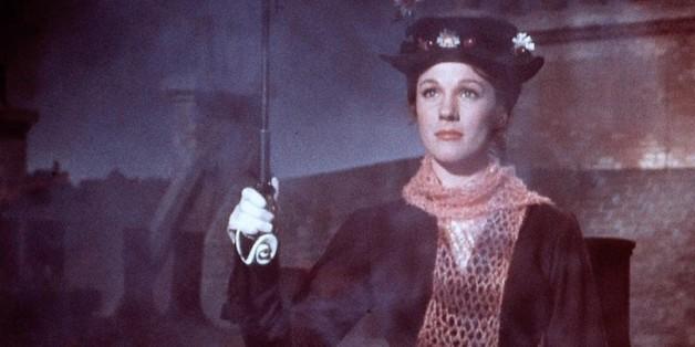 1954 war Julie Andrews erstmals als Mary Poppins zu sehen