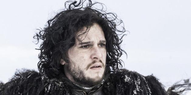 """Kit Harington alias Jon Snow war in """"Game of Thrones"""" wettertechnisch zumeist eher schlecht bedient"""