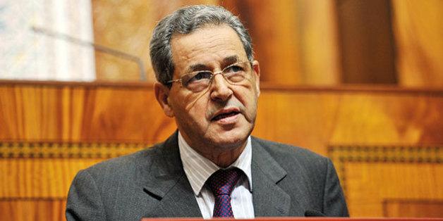 Mohand Laenser, président du Conseil de la région Meknès-Fès