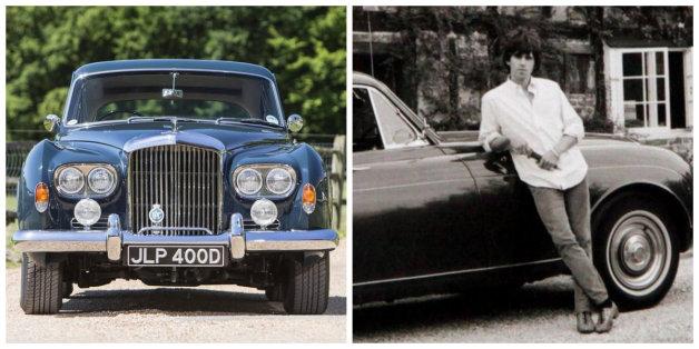 La voiture du trip des Rolling Stones au Maroc a trouvé preneur