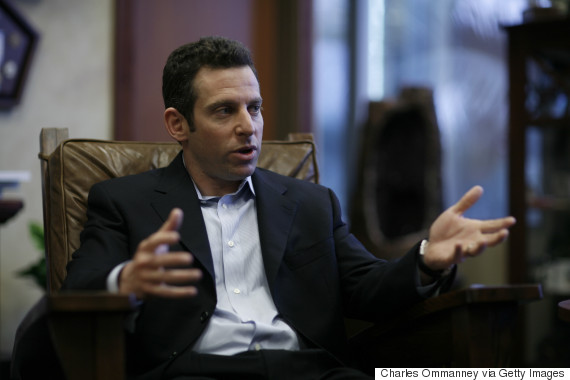 sam harris atheist