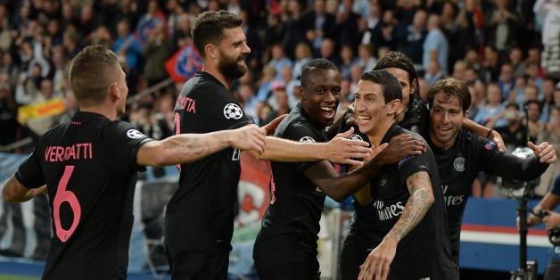 Regardez les buts du PSG face à Malmö