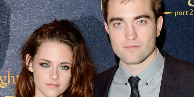 Actors Kristen Stewart and Robert Pattinson are seen at The Twilight Saga: Breaking Dawn Part 2: European Premiere: Inside Arrivals at The Odeon Leicester Square on Wednesday Nov. 14, in London. (Photo by Jon Furniss/Invision/AP)