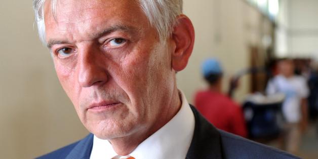 Der Chef des Bundesamts für Migration und Flüchtlinge (BAMF) Manfred Schmidt