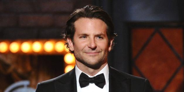 Bradley Cooper bei der Verleihung der 69. Tony Awards im August