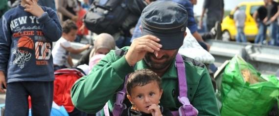 réfugiés hongrie