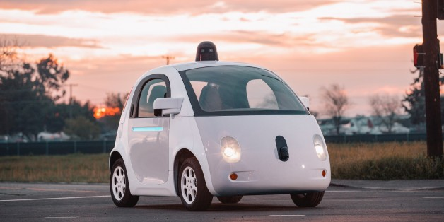 Das Google-Roboterauto