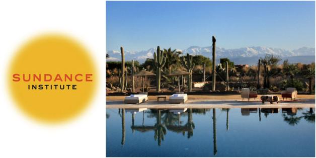 Sundance sous le soleil de Marrakech
