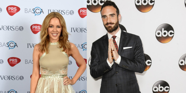 Kylie Minogue zeigt sich privat mit Joshua Sasse in London
