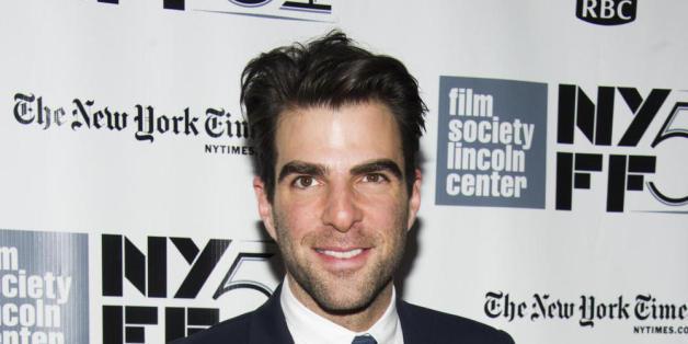Zachary Quinto ist sich nach dem Tod von Leonard Nimoy bewusst, welch schweres Erbe er als Mr. Spock nun antreten wird