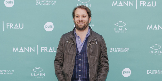 """Christian Ulmen spielt bei """"MANN/FRAU"""" nicht nur mit, er produziert die Webserie auch"""