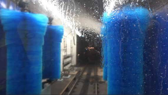 metro machine a laver ratp paris