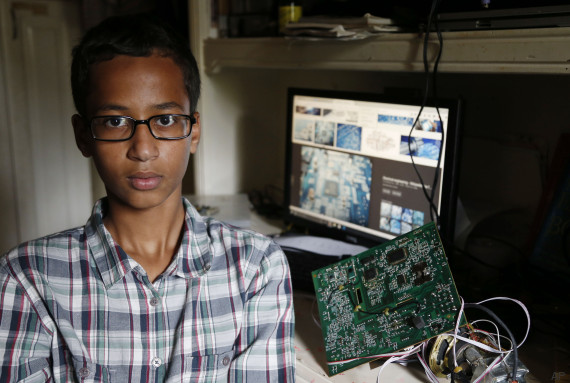 texas ahmed mohamed