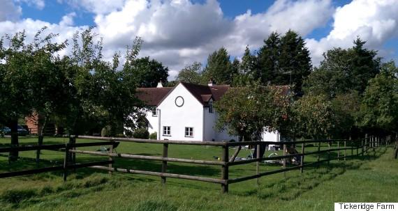 tickeridge farm