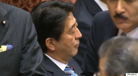 japanese prime minister