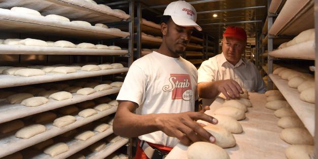 Flüchtlinge müssen in Lohn und Brot gebracht werden. Kann das gelingen?
