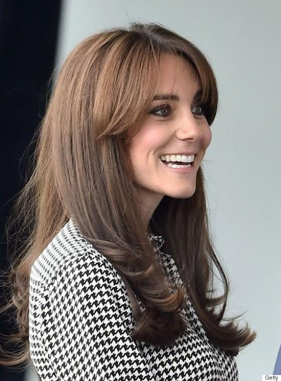 Duchess Of Cambridge Pictured On First Official Engagement Since
