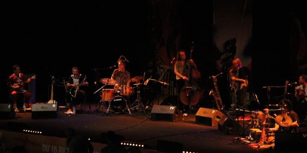 Reportage: Les 20 ans du Jazz au Chellah