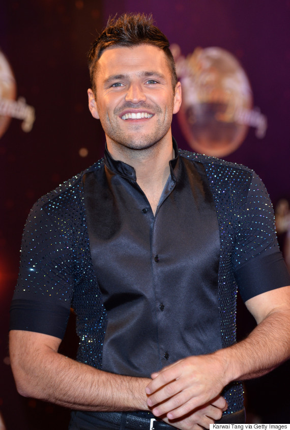 mark wright strictly