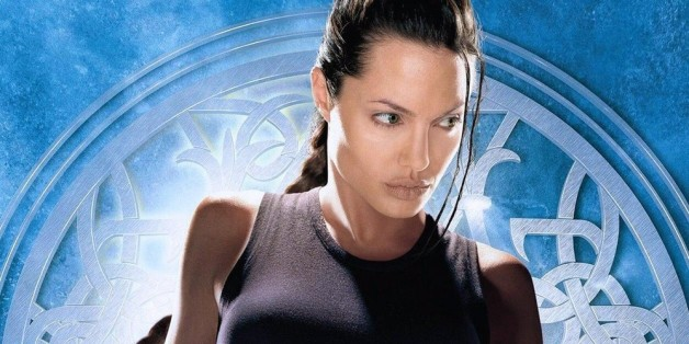 Angelina Jolie wurde als Lara Croft vom Publikum gefeiert.