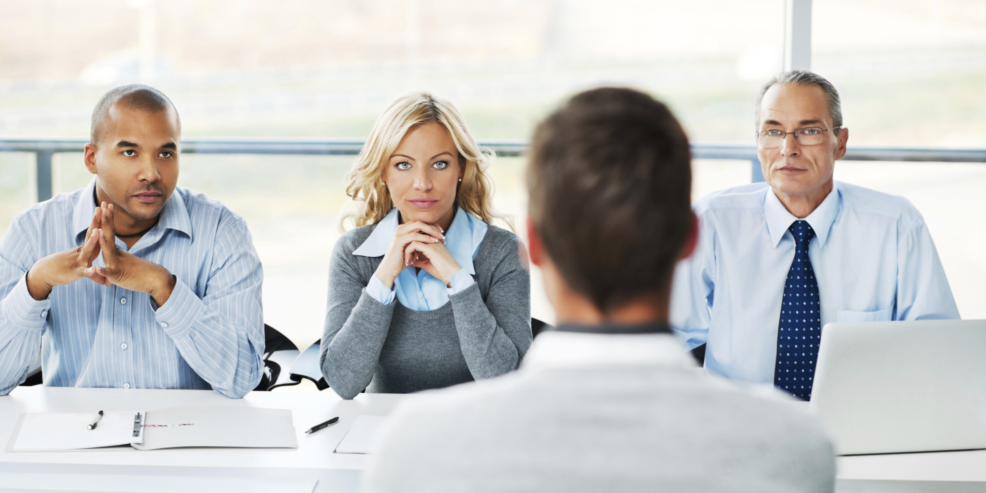 what to do during an interview
