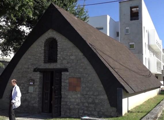 chapelle notre dame des sans logis
