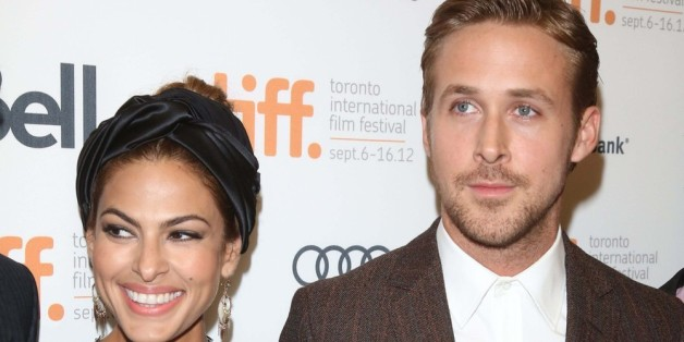 Eva Mendes ist mit Schauspiel-Kollege Ryan Gosling glücklich