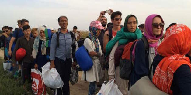 Croatia Replaces Hungary As Europe's Newest Transit Country For Refugees Headed To Germany