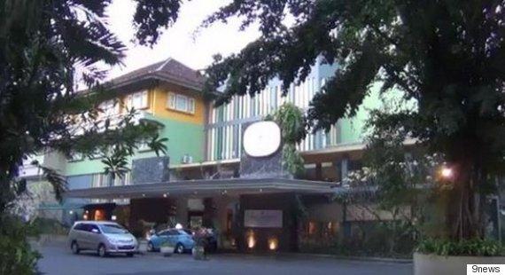harris hotel
