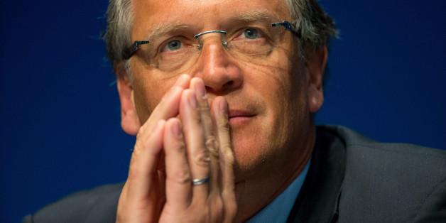 Der ehemalige FIFA-Generalsekretär Jérôme Valcke