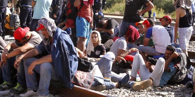 Ungarn startet Bau von Zaun an der Grenze zu Kroatien