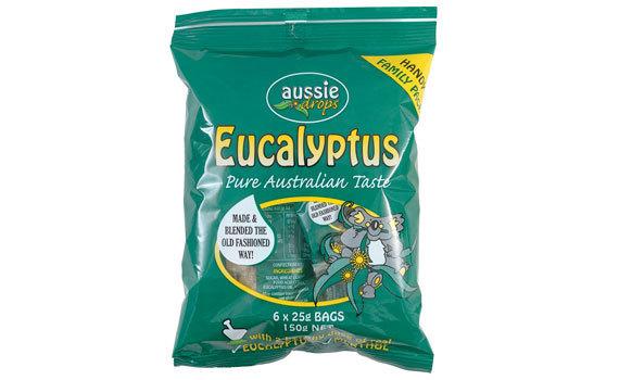 eucalyptus drops