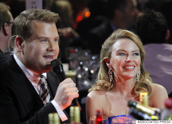 james corden kylie minogue