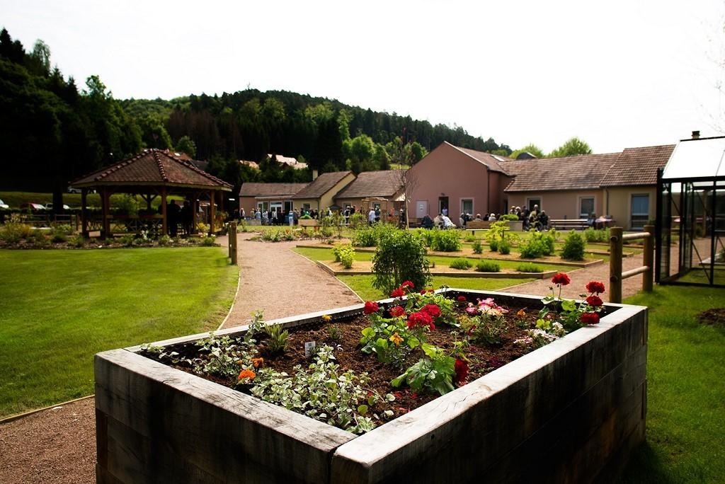 jardin alzheimer