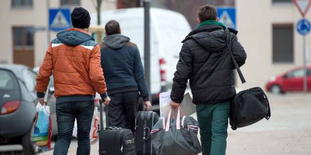 Jeder dritte Flüchtling in der EU beantragt Asyl in Deutschland
