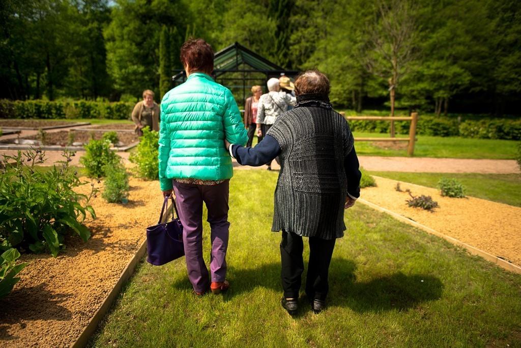 jardins alzheimer