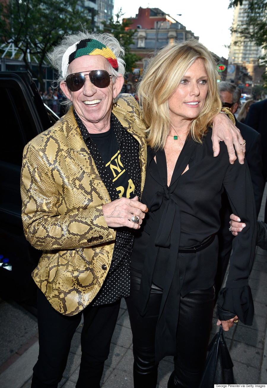 keith richards tiff