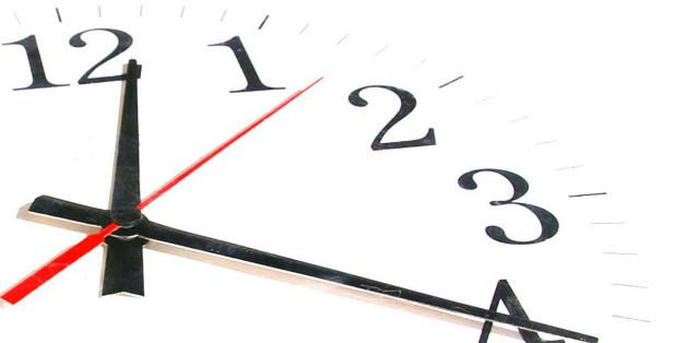 Bientôt, le retour à l'heure GMT